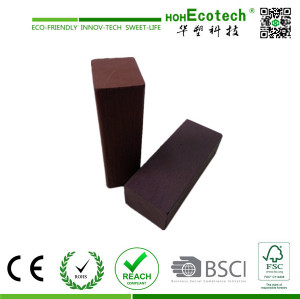 durable wood plastic composite flooring joist