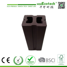 crack resistant wood plastic composite flooring joist