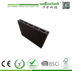 wood plastic composite artifical deck