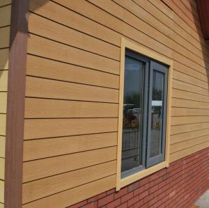 Nice wpc wall panel ,water-proof wpc cladding
