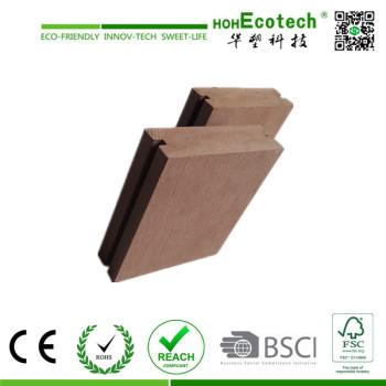 solid wood plastic composite flooring/WPC outdoor decking board