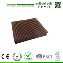 plastic deck material composite floors terrace/patio wpc board