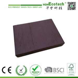 Hot sale decking board wpc composite decking outdoor flooring options