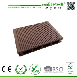 exterior wpc decking board hollow wpc board