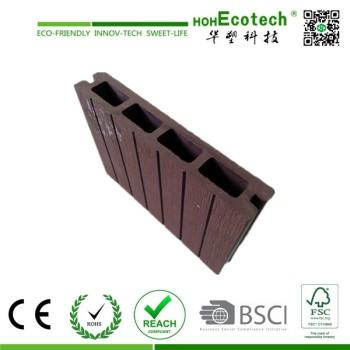 Nice Design Wood Plastic Veranda Composite decking