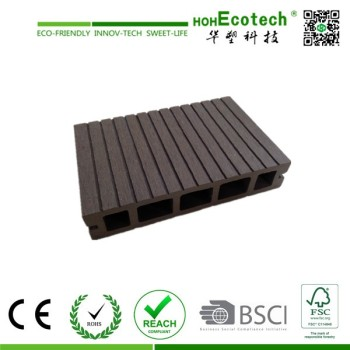 Cheap China supplier Plastic composite decking boards