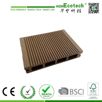 Wood Plastic Composite Recycled WPC Decking