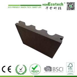 Nice Looking Composite Decking Reviews / WPC Deckign Supplier