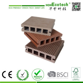 small groove wpc decking/anti-slip wpc flooring