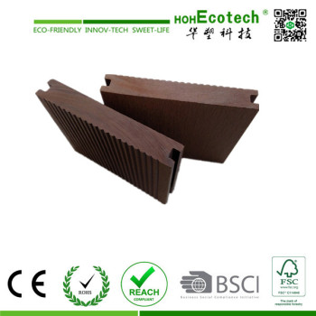 Factory price High Quality Engineered WPC Composite Decking, Solid Waterproof WPC Decking, Wooden Laminated Flooring