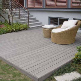 garden plastic decking ,composite decking board ,recycled deck boards