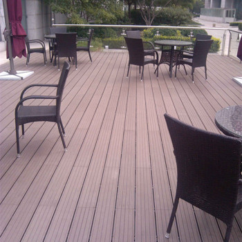 Patio wood composite decking ,composite deck boards,wpc decking malaysia