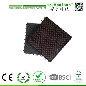 wood composite wpc decking tile