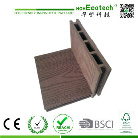 Rotproof Composite Decking China WPC Board