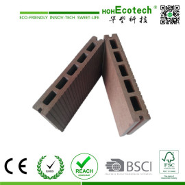 wpc outdoor composite decking price 145*22