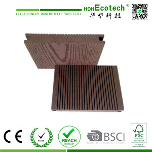 145*21 Waterproof composite solid wood plastic decking