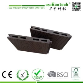 Building decoration outdoor wpc wall panel