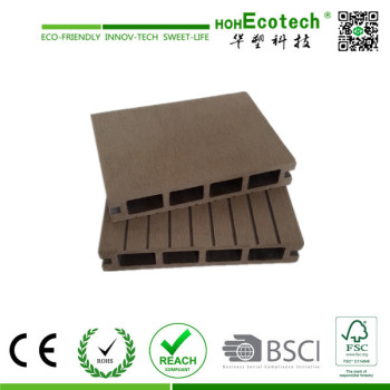 High quality cheap composite decking material wpc decking garden flooring