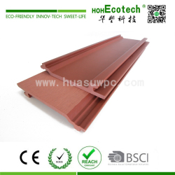China UV Resistant Outdoor WPC Wall Cladding  Board