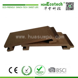 Competitive price new decorative wood plastic wall cladding
