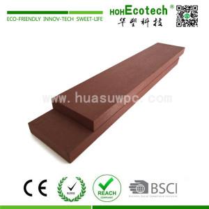 Anti-uv Cheap Composite Decking Board