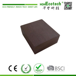 Water-proof terrace composite wpc decking