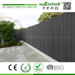 Ultra easy installing plastic composite wall cladding