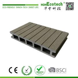 WPC wooden decking floor