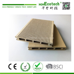 Eco-friendly outside composite decking floor