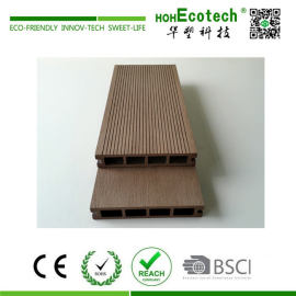 Low cost high quality wood plastic composite decking