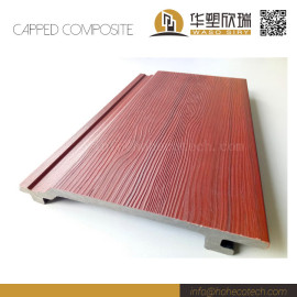 Co-extrusion wpc composite wall cladding