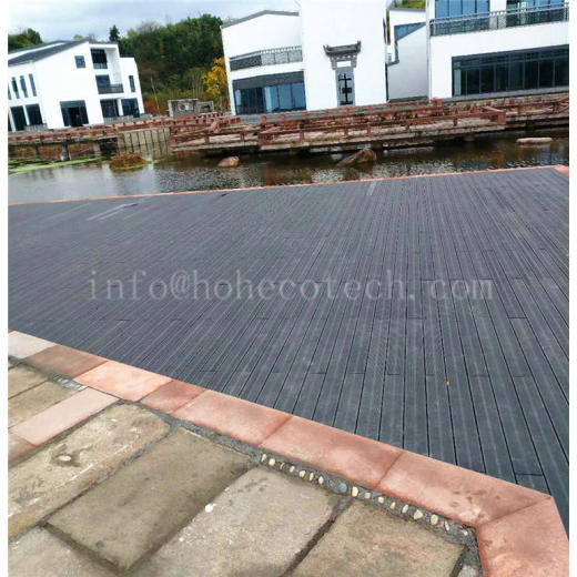 New Decking Project In Huangshan City Exhibition Hall