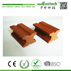 Solid cheap wood plastic composite deck joist