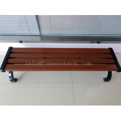 Home garden decorative wooden composite bench/chair