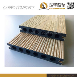 2018 new color wpc co-extrusion decking floor
