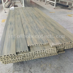2018 new mixed color wpc decking floor