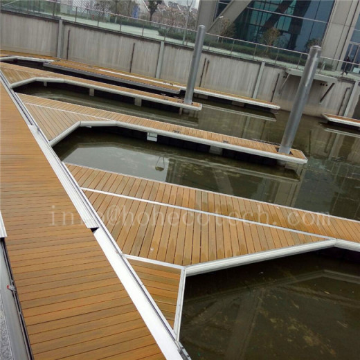 New Dock Decking Project