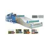 PE earthwork net machinery