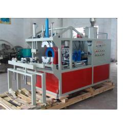 Труба ПВХ полуавтоматическая машина раструбовочная