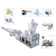 HDPE给水管生产线