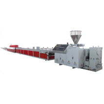 PE  WPC profile production line