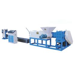 EPE发泡片材回收造粒机