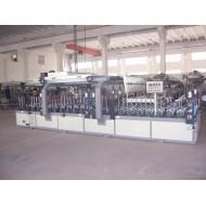 木塑门板转印生产线