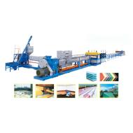 XPS пенополистирол Линия по производству поставщиков