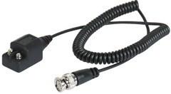 Cámara BNC cable en espiral