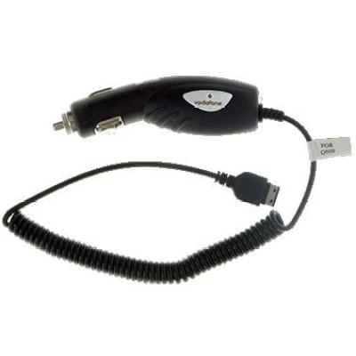 Micro USB cable en espiral