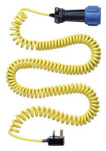 Cable de la bobina personalizada