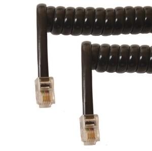 Telphone Спиральный кабель