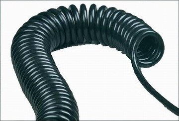 cordon en spirale
