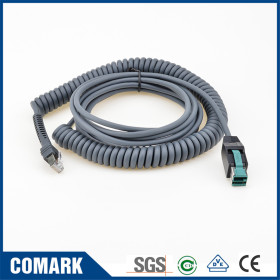 USB Helix scanner cable